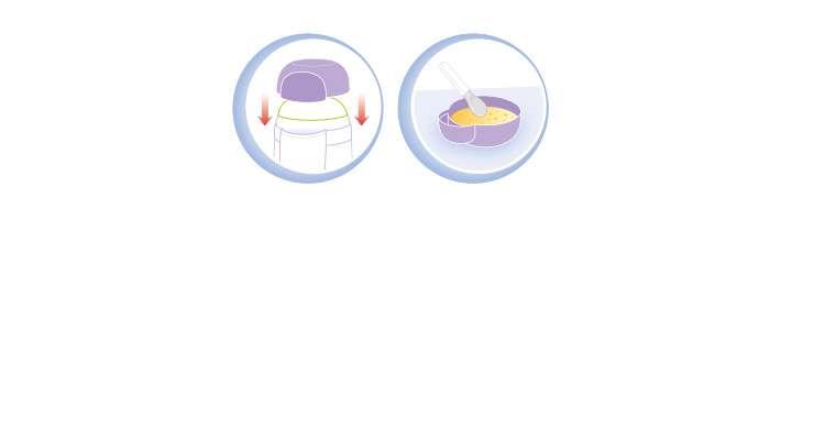 Isolierter thermobeh lter f r babynahrung mahlzeit - Thermobehalter fur speisen ...